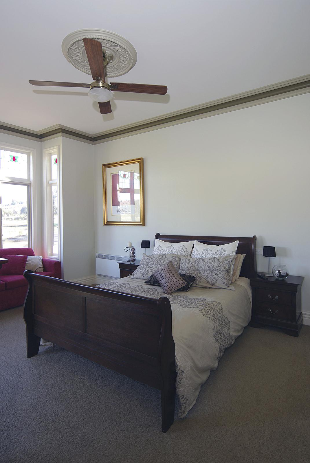 Goulburn apartment bedroom