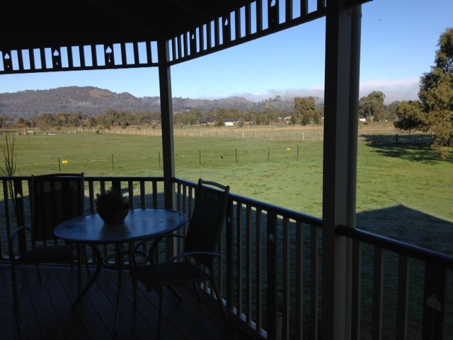 Goulburn verandah