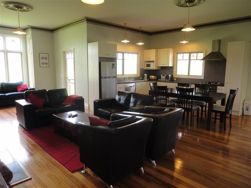 Goulburn Apartment interior