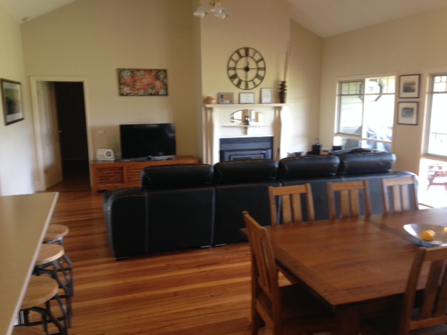 House living area